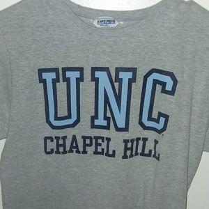 Tops - UNC chapel hill tee